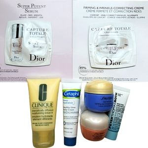 Clinique, Dior, Shiseido, Peter Th Roth  S…